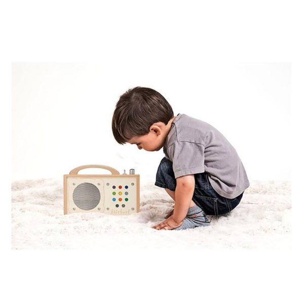 hörbert MP3-Player - Jetzt mit Gratis Kinderlieder-CD - Lieferbar in ca. 1-2 Tagen