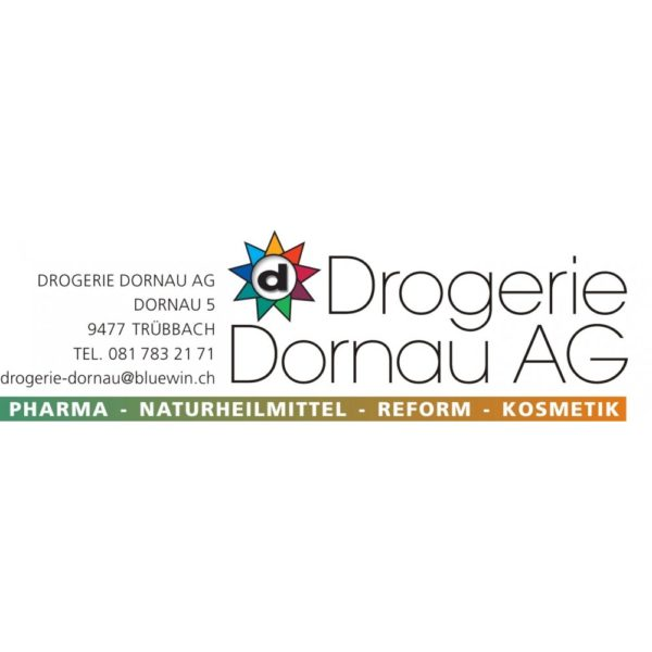 50.- Fr. Gutschein aus der Dornau Drogerie zum Bezug von Waren nach freier Wahl
