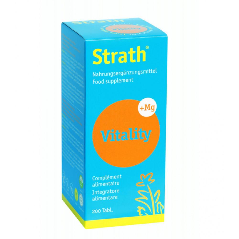 Strath Vitality + Magnesium - Nahrungsergänzungsmittel