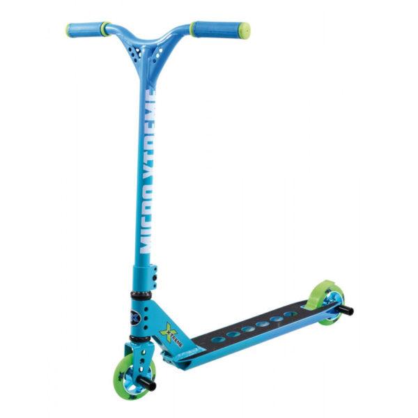 Micro Trixx - Stunt Scooter blau