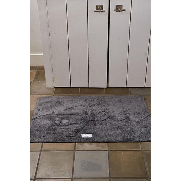 Riviera Maison Bath Mat Spa anthracite