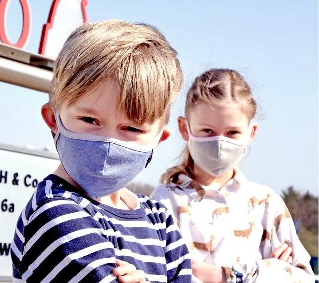 Mundschutz-Maske für Kinder